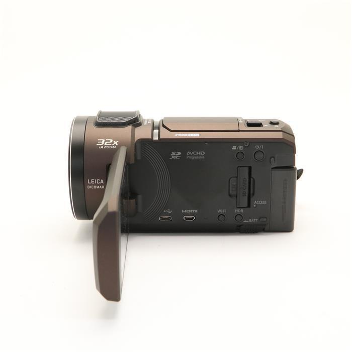 パナソニック HC-VX1M-T (ブラウン)の商品画像 2