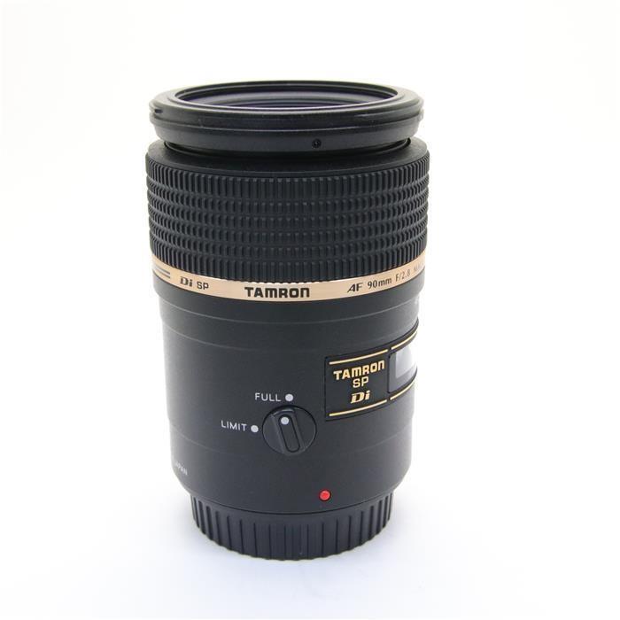 タムロン SP AF 90mm F/2.8 Di MACRO 1:1(Model 272E)キヤノン用の商品画像|4