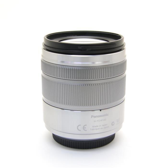 パナソニック ルミックスG LUMIX G VARIO 14-140mm F3.5-5.6 ASPH. POWER O.I.S. H-FS14140-S(シルバー)の商品画像|3