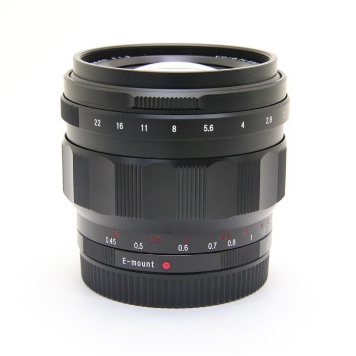 NOKTON 50mm F1.2 Aspherical E-mountの商品画像|4