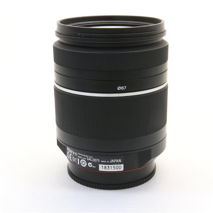 ソニー 28-75mm F2.8 SAM SAL2875の商品画像 3