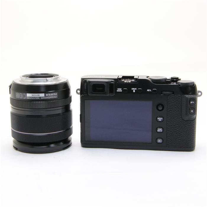 富士フイルム Xシリーズ FUJIFILM X-E3 XF18-55mmF2.8-4 R LM OIS レンズキット(ブラック)の商品画像|2