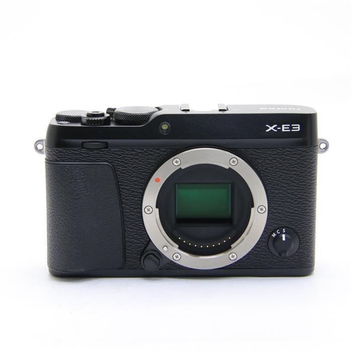 富士フイルム Xシリーズ FUJIFILM X-E3 XF18-55mmF2.8-4 R LM OIS レンズキット(ブラック)の商品画像|4