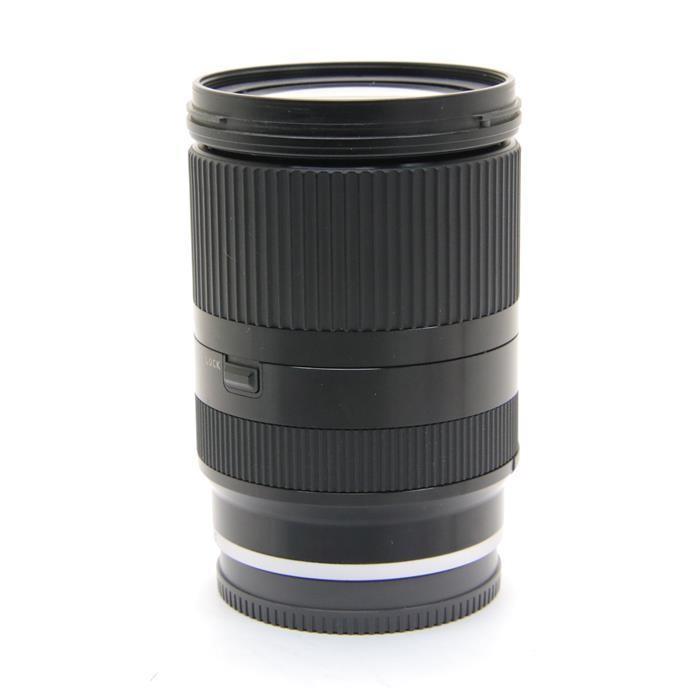 タムロン 18-200mm F/3.5-6.3 Di III VC(Model B011 ブラック)ソニーEマウント用の商品画像|2