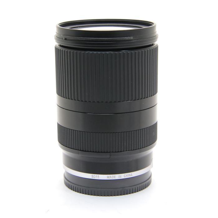 タムロン 18-200mm F/3.5-6.3 Di III VC(Model B011 ブラック)ソニーEマウント用の商品画像|3