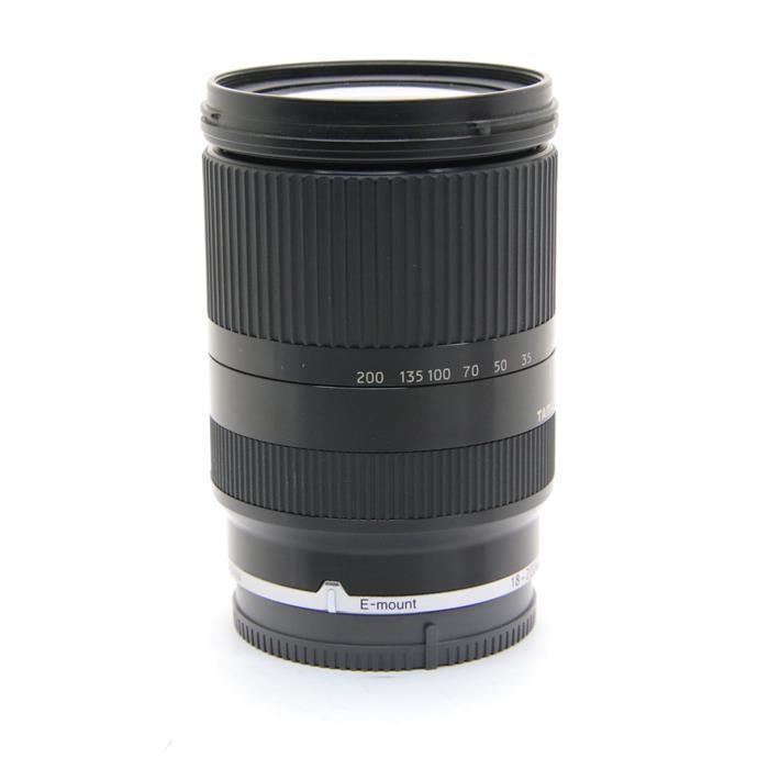タムロン 18-200mm F/3.5-6.3 Di III VC(Model B011 ブラック)ソニーEマウント用の商品画像|4