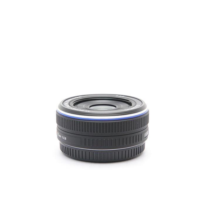 オリンパス Mズイコーデジタル M.ZUIKO DIGITAL 17mm F2.8(ブラック)の商品画像 2