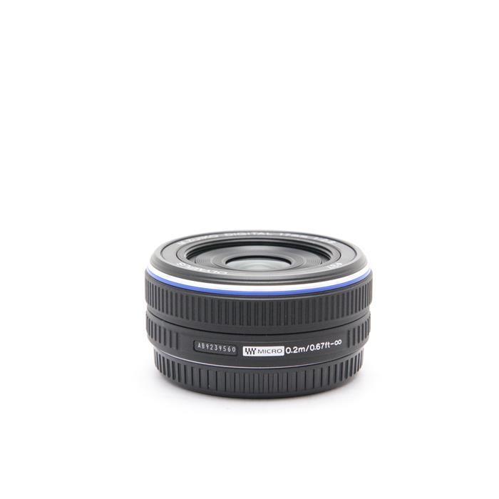 オリンパス Mズイコーデジタル M.ZUIKO DIGITAL 17mm F2.8(ブラック)の商品画像 3