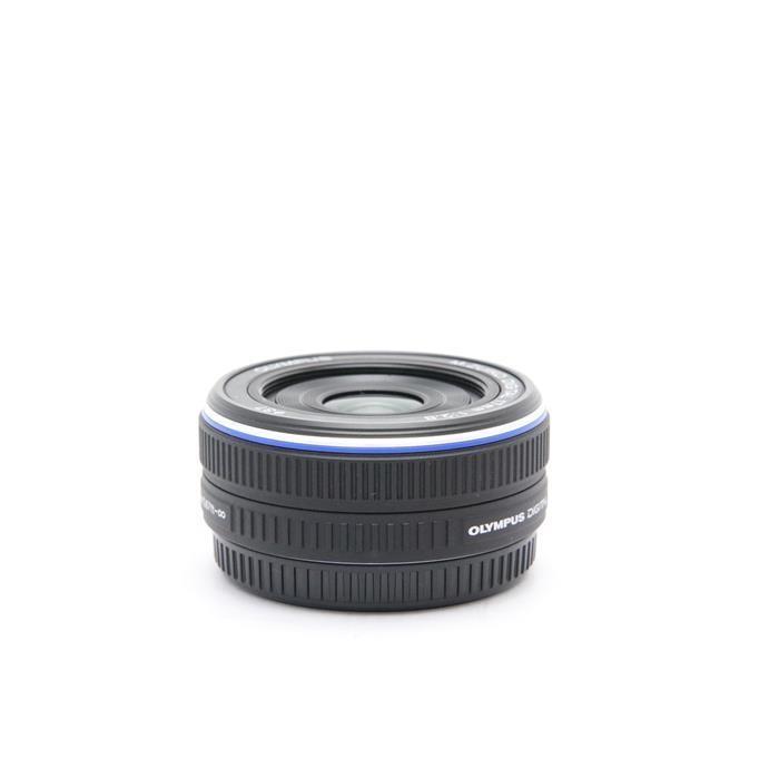 オリンパス Mズイコーデジタル M.ZUIKO DIGITAL 17mm F2.8(ブラック)の商品画像 4