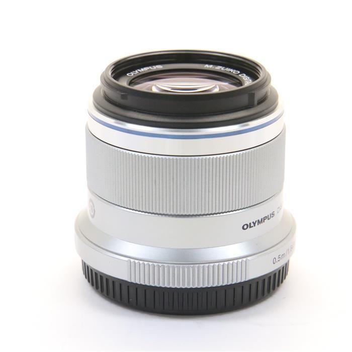 オリンパス Mズイコーデジタル M.ZUIKO DIGITAL 45mm F1.8(シルバー)の商品画像|4