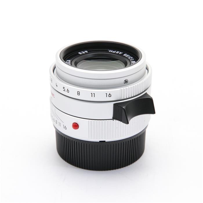 ライカ ズミクロンM f2/35mm ASPH. (シルバー) 11674の商品画像|2
