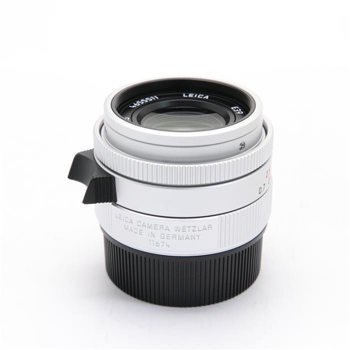 ライカ ズミクロンM f2/35mm ASPH. (シルバー) 11674の商品画像|3