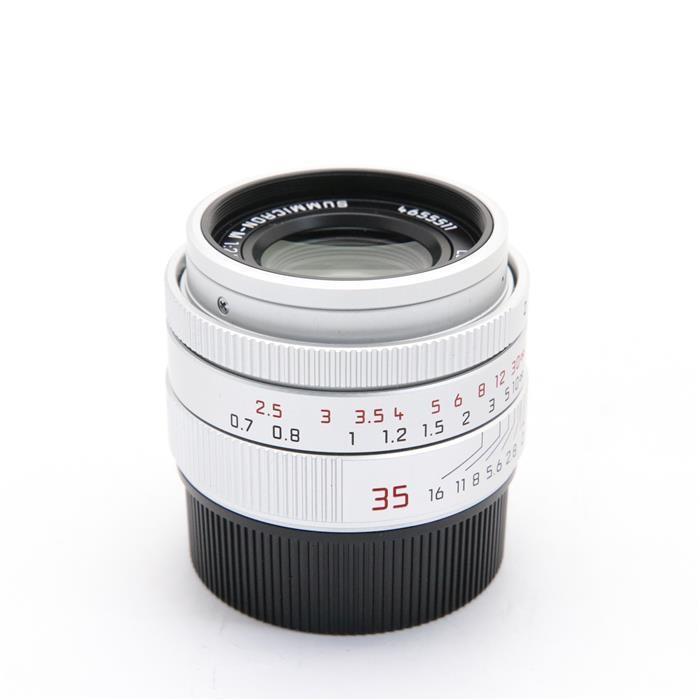 ライカ ズミクロンM f2/35mm ASPH. (シルバー) 11674の商品画像|4