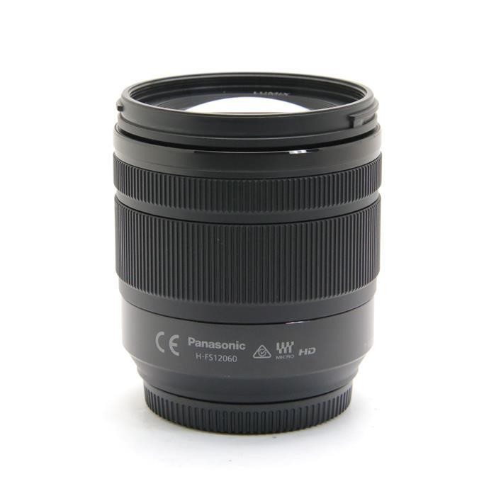 パナソニック LUMIX G VARIO 12-60mm / F3.5-5.6 ASPH. / POWER O.I.S.(H-FS12060)の商品画像|3