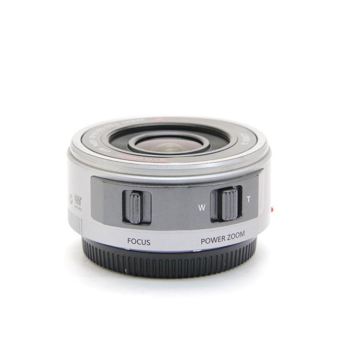 パナソニック ルミックスG LUMIX G X VARIO PZ 14-42mm/F3.5-5.6 ASPH./ POWER O.I.S. H-PS14042-S(シルバー)の商品画像|4