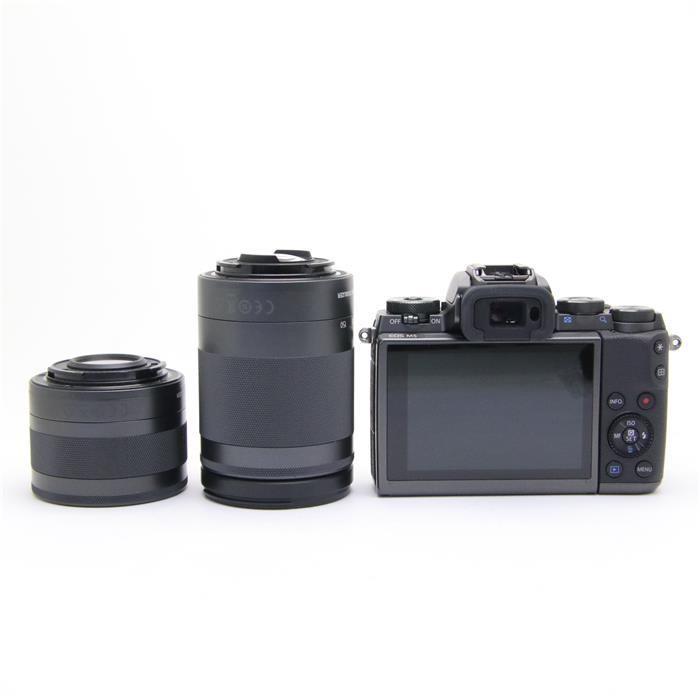 キヤノン EOS M5 クリエイティブマクロ ダブルレンズキットの商品画像|2