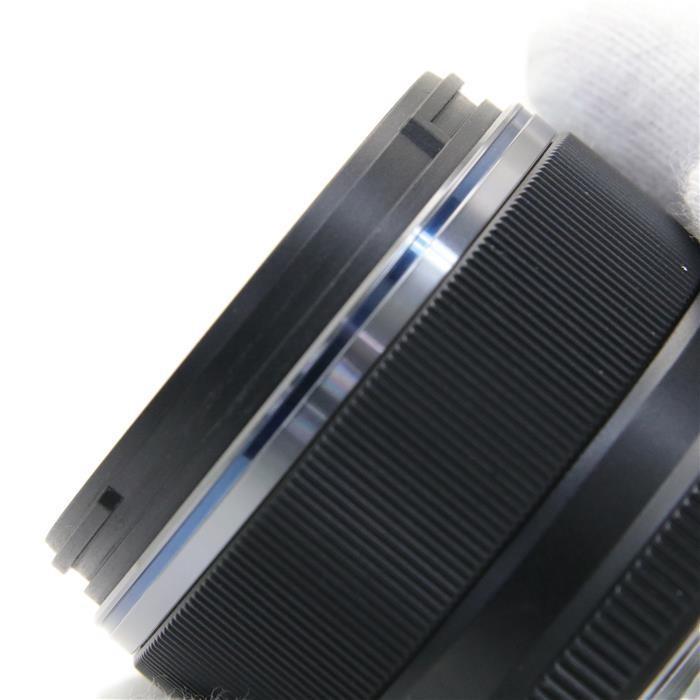 オリンパス Mズイコーデジタル M.ZUIKO DIGITAL 25mm F1.8(ブラック)の商品画像|2