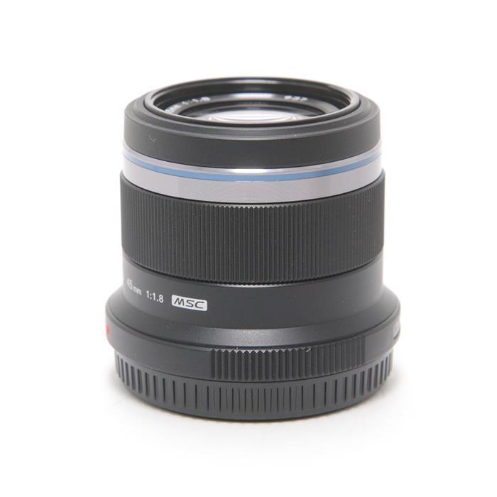 オリンパス Mズイコーデジタル M.ZUIKO DIGITAL 45mm F1.8(ブラック)の商品画像|2