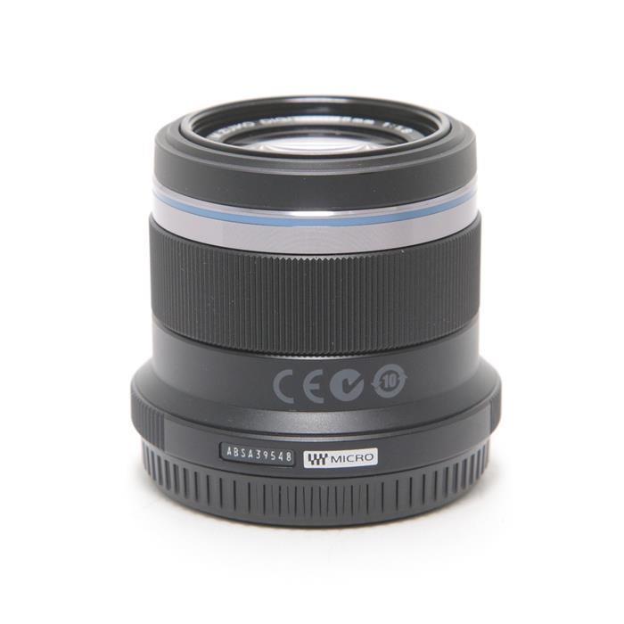 オリンパス Mズイコーデジタル M.ZUIKO DIGITAL 45mm F1.8(ブラック)の商品画像|3