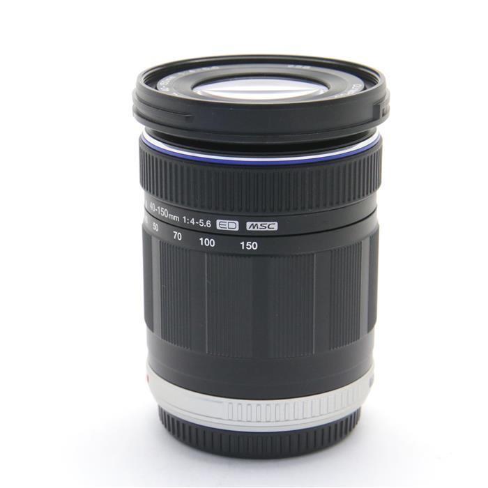 オリンパス Mズイコーデジタル M.ZUIKO DIGITAL ED 40-150mm F4.0-5.6(ブラック)の商品画像|2