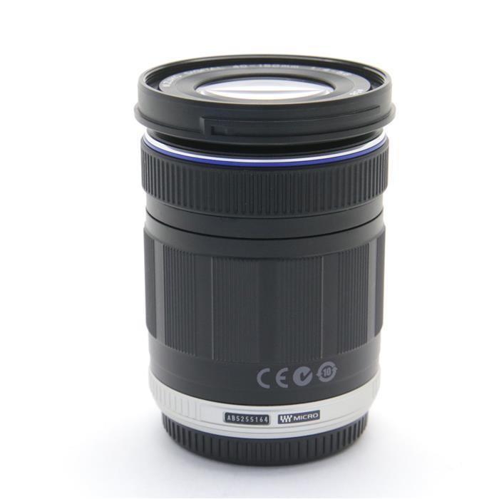 オリンパス Mズイコーデジタル M.ZUIKO DIGITAL ED 40-150mm F4.0-5.6(ブラック)の商品画像|3