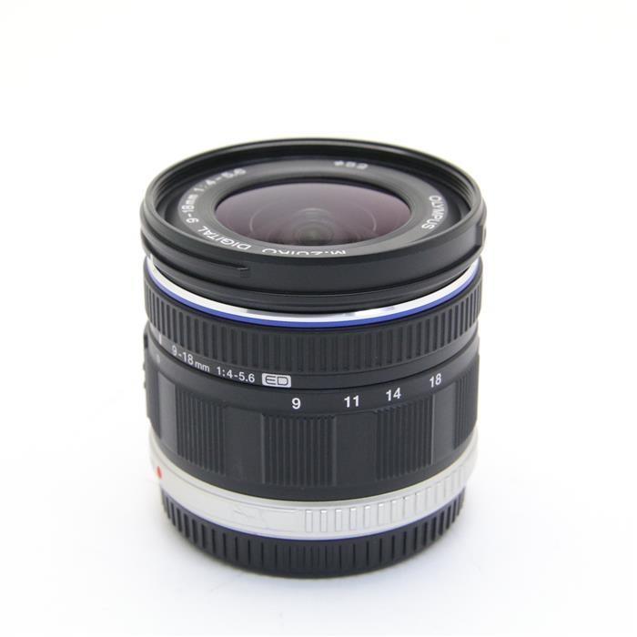 オリンパス Mズイコーデジタル M.ZUIKO DIGITAL ED 9-18mm F4.0-5.6の商品画像|2