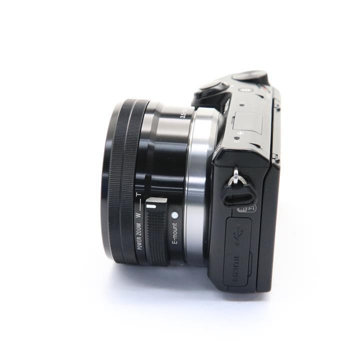 ソニー アルファ NEX-5R パワーズームレンズキット NEX-5RL/B(ブラック)の商品画像|4
