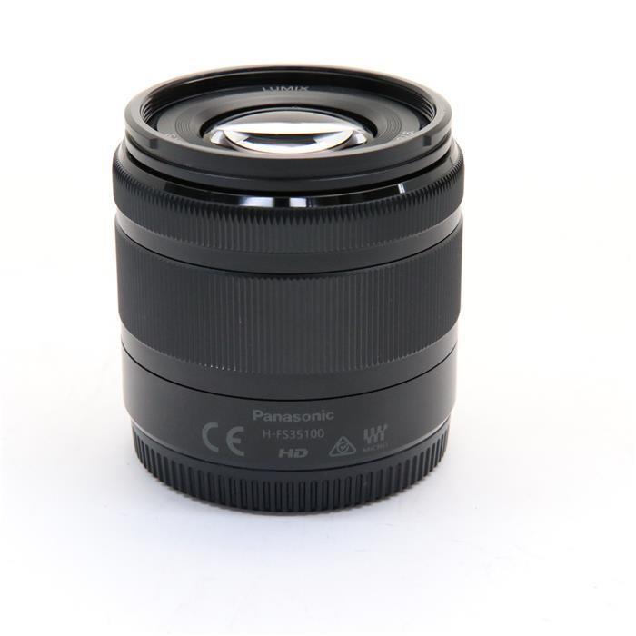 パナソニック ルミックスG LUMIX G VARIO 35-100mm/F4.0-5.6 ASPH./MEGA O.I.S. H-FS35100-K(ブラック)の商品画像 3