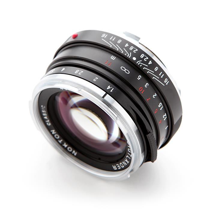 フォクトレンダー NOKTON classic 40mm F1.4の商品画像|3