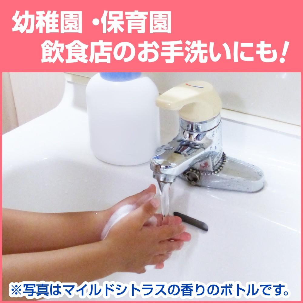 花王 ビオレu 泡ハンドソープ フルーツの香り 業務用の商品画像|4