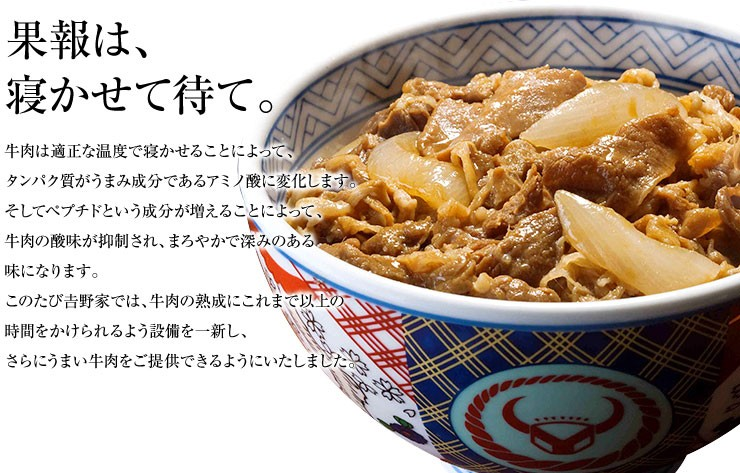 吉野家 牛丼の具 135g × 5個の商品画像|3