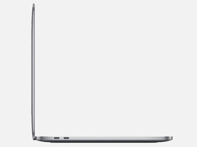 Apple MacBook Pro スペースグレイ [MUHN2J/A 2019モデル]の商品画像|3