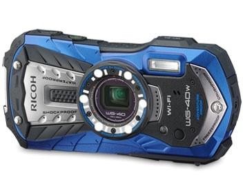リコー RICOH WG-40W(ブルー)の商品画像 3