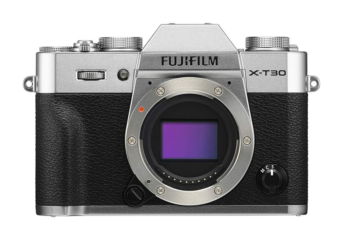 富士フイルム Xシリーズ FUJIFILM X-T30 ボディ(ブラック)の商品画像|4