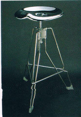 DULTON ダルトン イス 椅子 スツール バースツール Clipper クロム 100-128CR 1