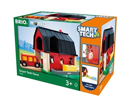 ブリオ BRIO スマートテック ファーム 33936の商品画像|ナビ