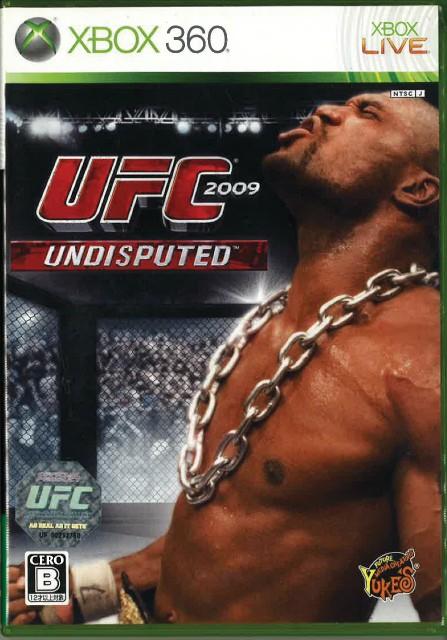 【Xbox360】 UFC 2009 Undisputedの商品画像|ナビ