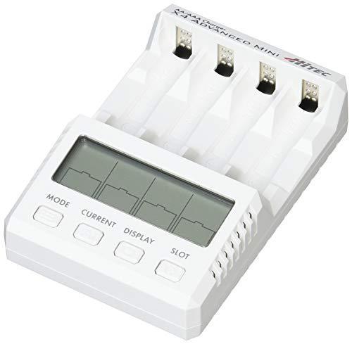 ハイテック 充電器 AA/AAA Charger X4 Advanced Mini (ホワイト) 44292の商品画像|ナビ