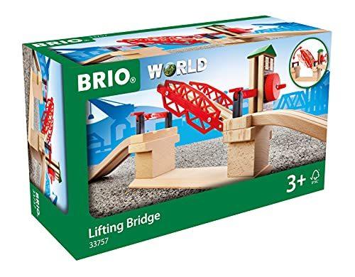 ブリオ BRIO リフティングブリッジ 33757の商品画像|ナビ