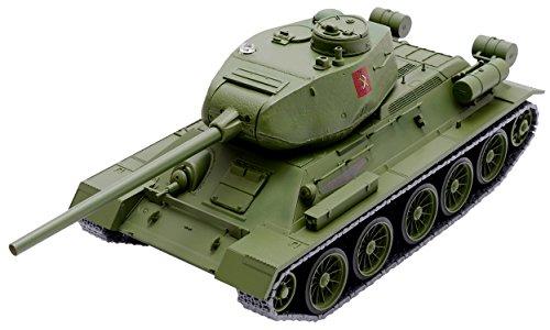 ハイテック 1/24RC プラウダ高校 T - 34/85(グリーン)WT-372002Cの商品画像|ナビ