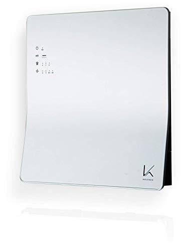 KALTECH 壁掛けタイプ 空気清浄機 ターンド・ケイ KL-W01の商品画像|ナビ