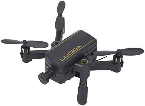 ジーフォース 2.4GHz 4ch Quadcopter LUCIDA(Black) GB120の商品画像 ナビ