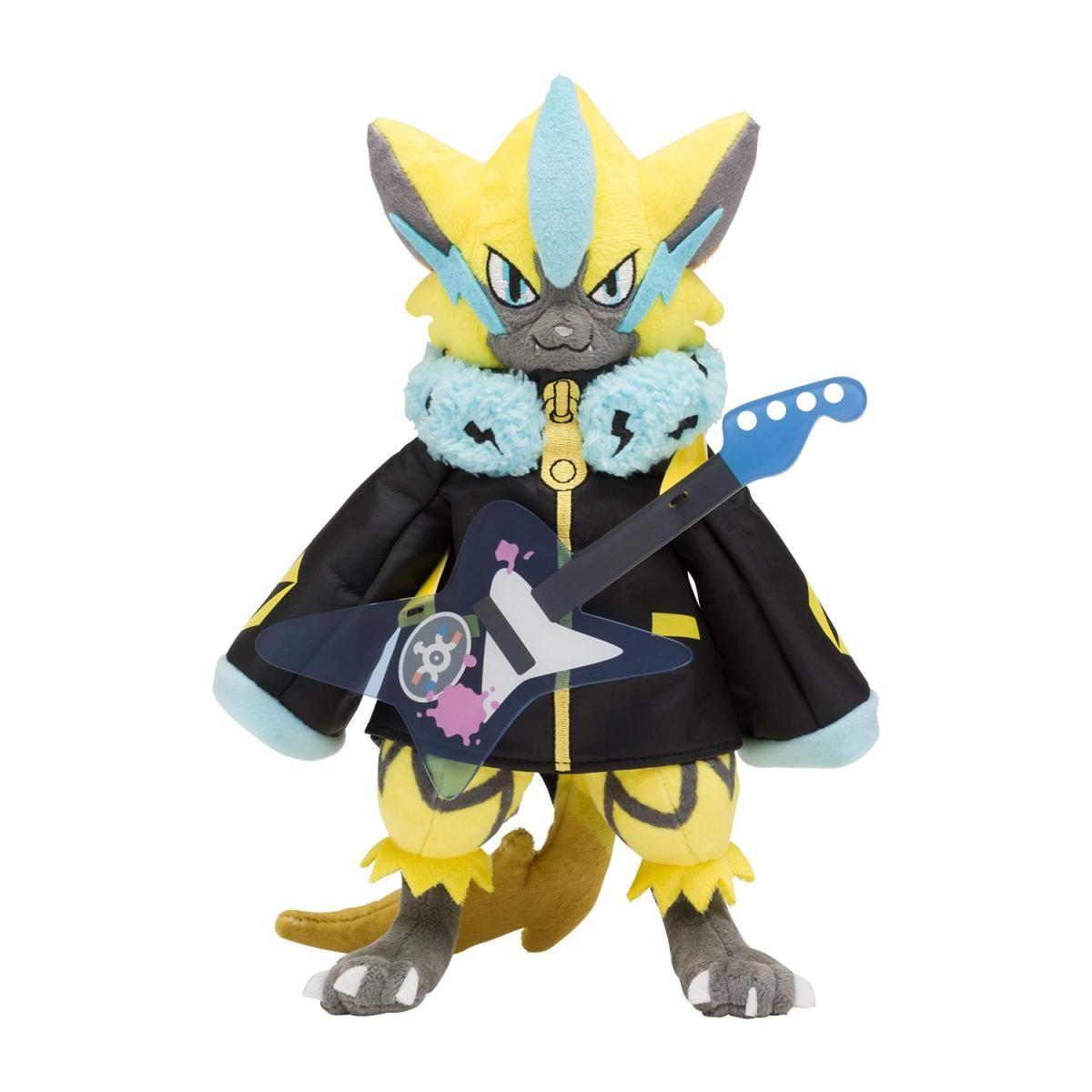 ポケモンセンターオリジナル ぬいぐるみ ポケモンバンドフェス (ゼラオラ)の商品画像 ナビ