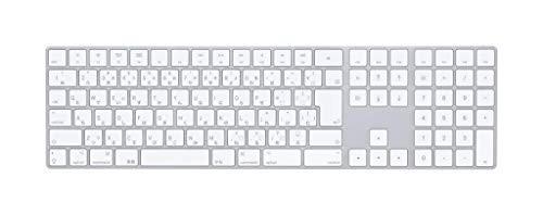 アップル Magic Keyboard 日本語(JIS)MQ052J/A(シルバー)の商品画像 3