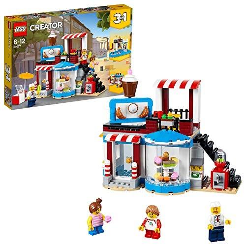 レゴ クリエイター ケーキショップ (モジュール式) 31077の商品画像 ナビ