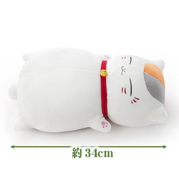 ぎゅ!もーぶ 夏目友人帳 ぬいぐるみ(お昼寝)の商品画像|ナビ