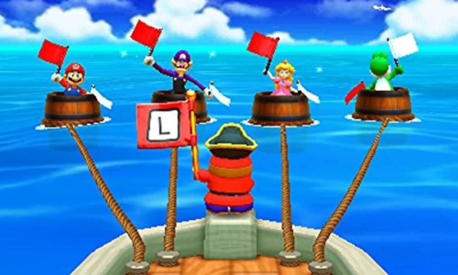 【3DS】任天堂 マリオパーティ100 ミニゲームコレクションの商品画像 2