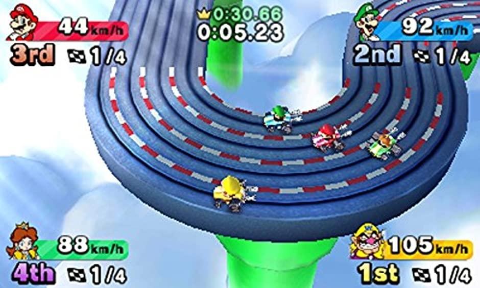 【3DS】任天堂 マリオパーティ100 ミニゲームコレクションの商品画像 3