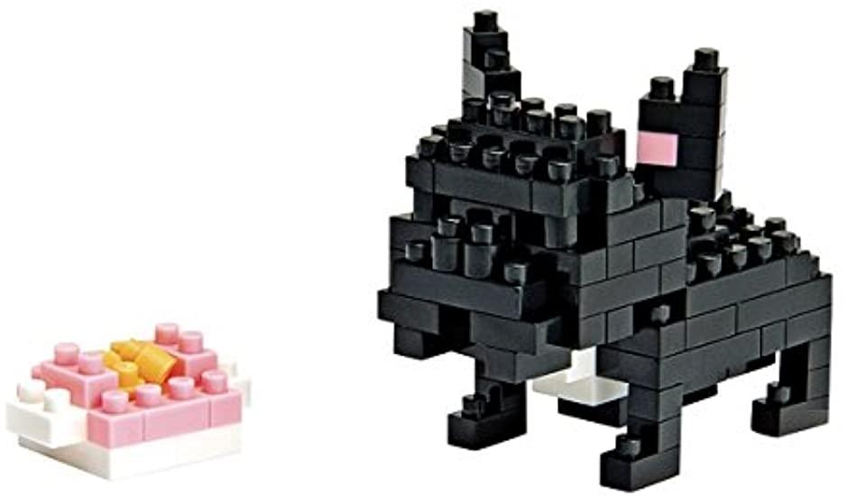 ナノブロック フレンチブルドッグ NBC_015の商品画像|ナビ