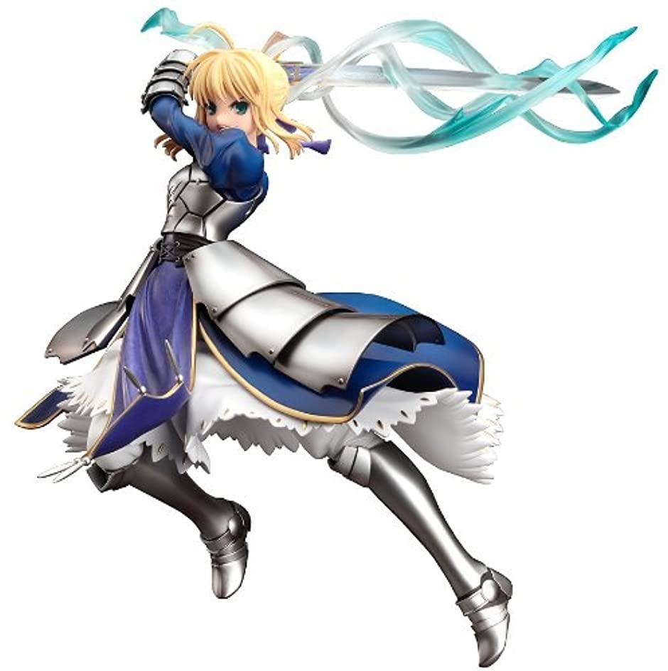 Fate/stay night セイバー ~約束された勝利の剣 (エクスカリバー)~ (1/7スケール PVC塗装済み完成品フィギュア)の商品画像 2